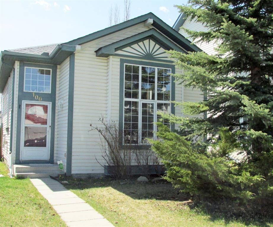 Main Photo: 100 Covewood Park NE in Calgary: Coventry Hills Detached for sale : MLS®# A1109641
