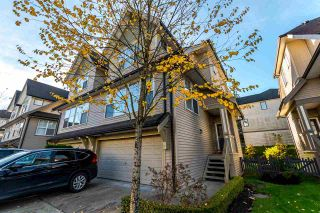 """Photo 1: 74 8089 209 Street in Langley: Willoughby Heights Townhouse for sale in """"ARBOREL PARK"""" : MLS®# R2217074"""