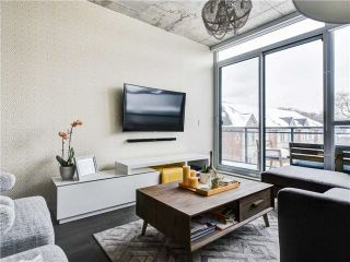 Photo 2: 1238 Dundas St E Unit #401 in Toronto: South Riverdale Condo for sale (Toronto E01)  : MLS®# E4097611
