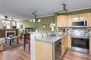 """Photo 7: 408 305 LONSDALE Avenue in North Vancouver: Lower Lonsdale Condo for sale in """"THE MET"""" : MLS®# R2615053"""