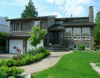 Main Photo: 6185 ASHWORTH AV in Burnaby: Upper Deer Lake House for sale (Burnaby South)  : MLS®# V531372