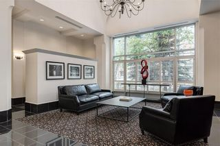 Photo 28: 505 110 7 Street SW in Calgary: Eau Claire Apartment for sale : MLS®# C4239151