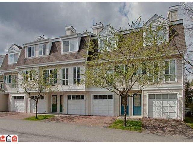 "Main Photo: 21 8930 WALNUT GROVE Drive in Langley: Walnut Grove Townhouse for sale in ""Highland Ridge"" : MLS®# F1115471"
