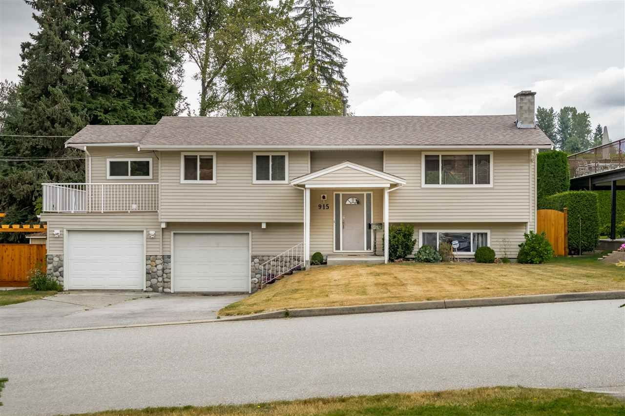 Main Photo: 915 SPENCE Avenue in Coquitlam: Coquitlam West House for sale : MLS®# R2397875