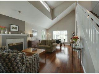 """Photo 2: 1 14877 33RD Avenue in Surrey: King George Corridor Townhouse for sale in """"SANDHURST"""" (South Surrey White Rock)  : MLS®# F1402947"""