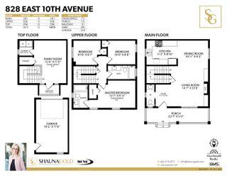 Photo 30: 828 E 10TH Avenue in Vancouver: Mount Pleasant VE 1/2 Duplex for sale (Vancouver East)  : MLS®# R2612404