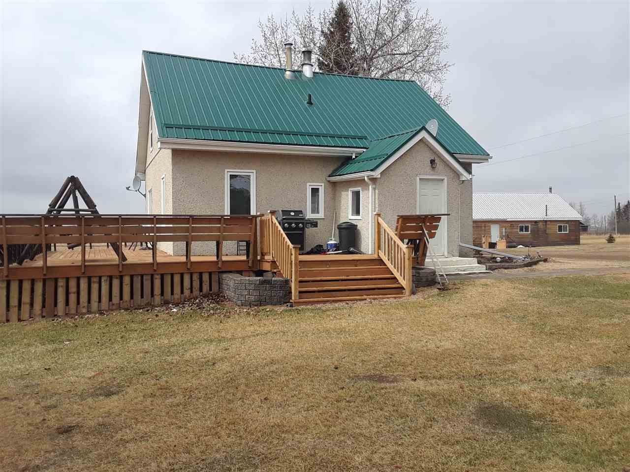 Main Photo: 60119 Rg Rd 260: Rural Westlock County House for sale : MLS®# E4241417