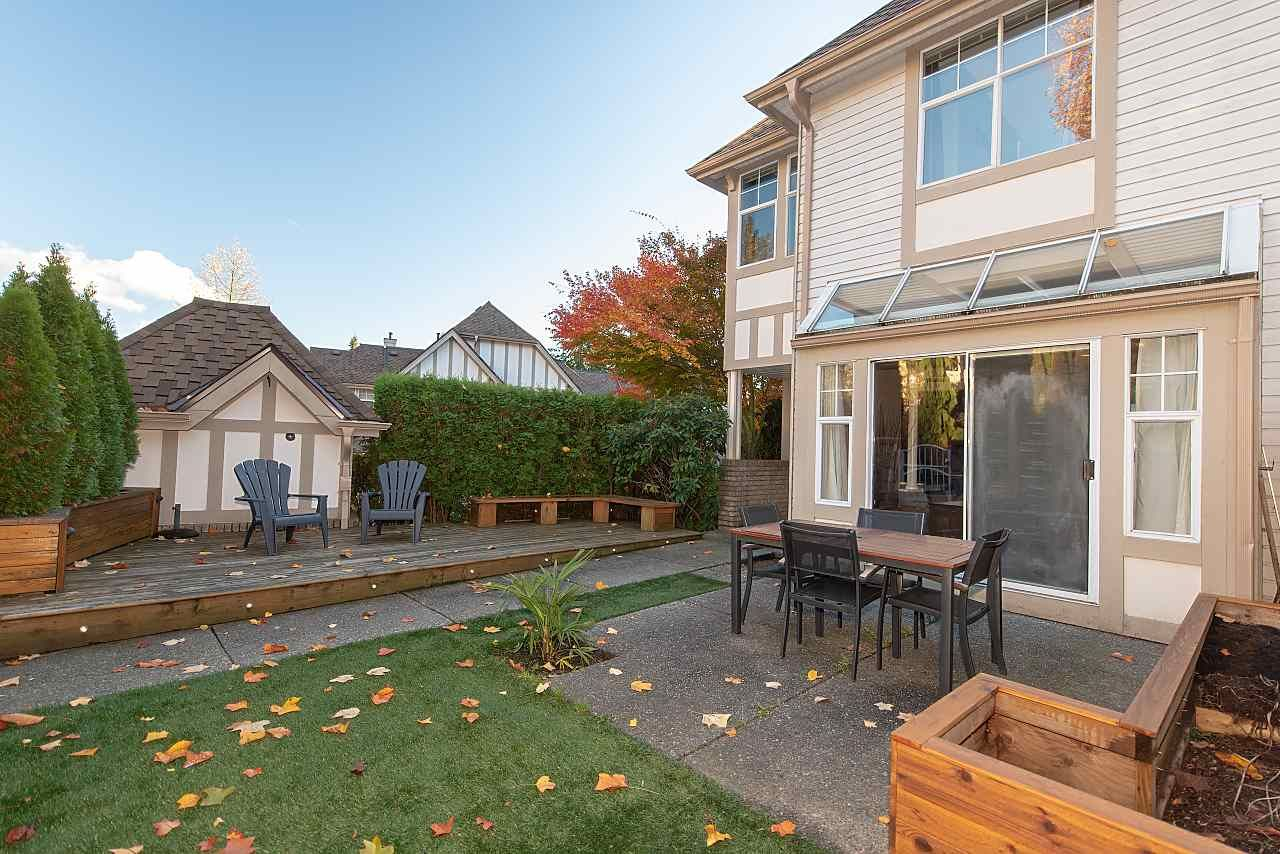 Main Photo: 12 1 ASPENWOOD Drive in PORT MOODY: Heritage Woods PM Townhouse for sale (Port Moody)  : MLS®# R2320894