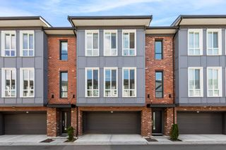 """Photo 1: 65 15828 27 Avenue in Surrey: Grandview Surrey Townhouse for sale in """"Kitchner II"""" (South Surrey White Rock)  : MLS®# R2594481"""