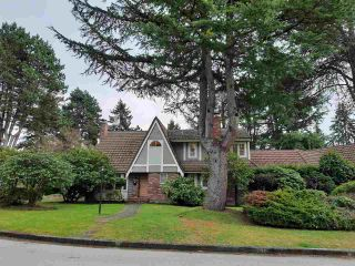 Photo 1: 11 SENNOK Crescent in Vancouver: University VW House for sale (Vancouver West)  : MLS®# R2567015