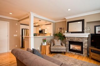 """Photo 13: 8 1015 LYNN VALLEY Road in North Vancouver: Lynn Valley Townhouse for sale in """"River Rock"""" : MLS®# V1007505"""