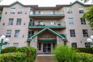 "Photo 24: 307 2435 CENTER Street in Abbotsford: Abbotsford West Condo for sale in ""CEDAR GROVE PLACE"" : MLS®# R2466692"