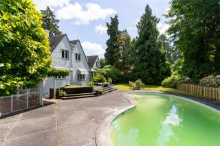 Photo 3: 1806 SW MARINE DRIVE in Vancouver: Southlands House for sale (Vancouver West)  : MLS®# R2464800