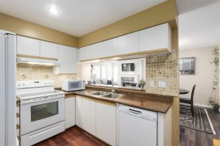 """Photo 10: 102 219 BEGIN Street in Coquitlam: Maillardville Townhouse for sale in """"PLACE FOUNTAINE BLEU"""" : MLS®# R2206798"""