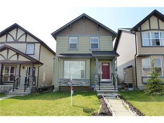 Photo 1: 89 SILVERADO SADDLE Avenue SW in Calgary: Silverado House for sale : MLS®# C4063975