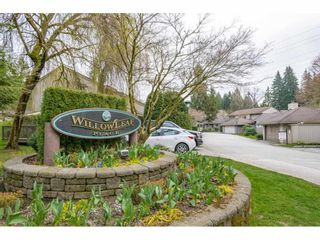 """Photo 2: 9518 WILLOWLEAF Place in Burnaby: Forest Hills BN Townhouse for sale in """"Willowleaf Place"""" (Burnaby North)  : MLS®# R2561728"""