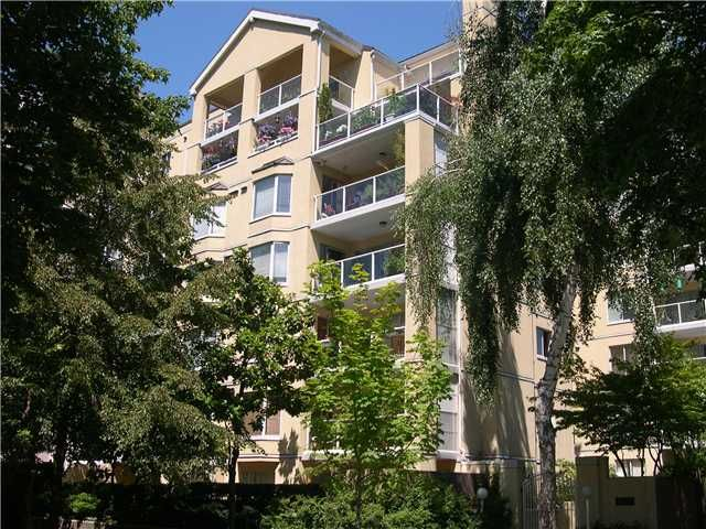 """Main Photo: 703 1263 BARCLAY Street in Vancouver: West End VW Condo for sale in """"WESTPORT TERRACE"""" (Vancouver West)  : MLS®# V842579"""