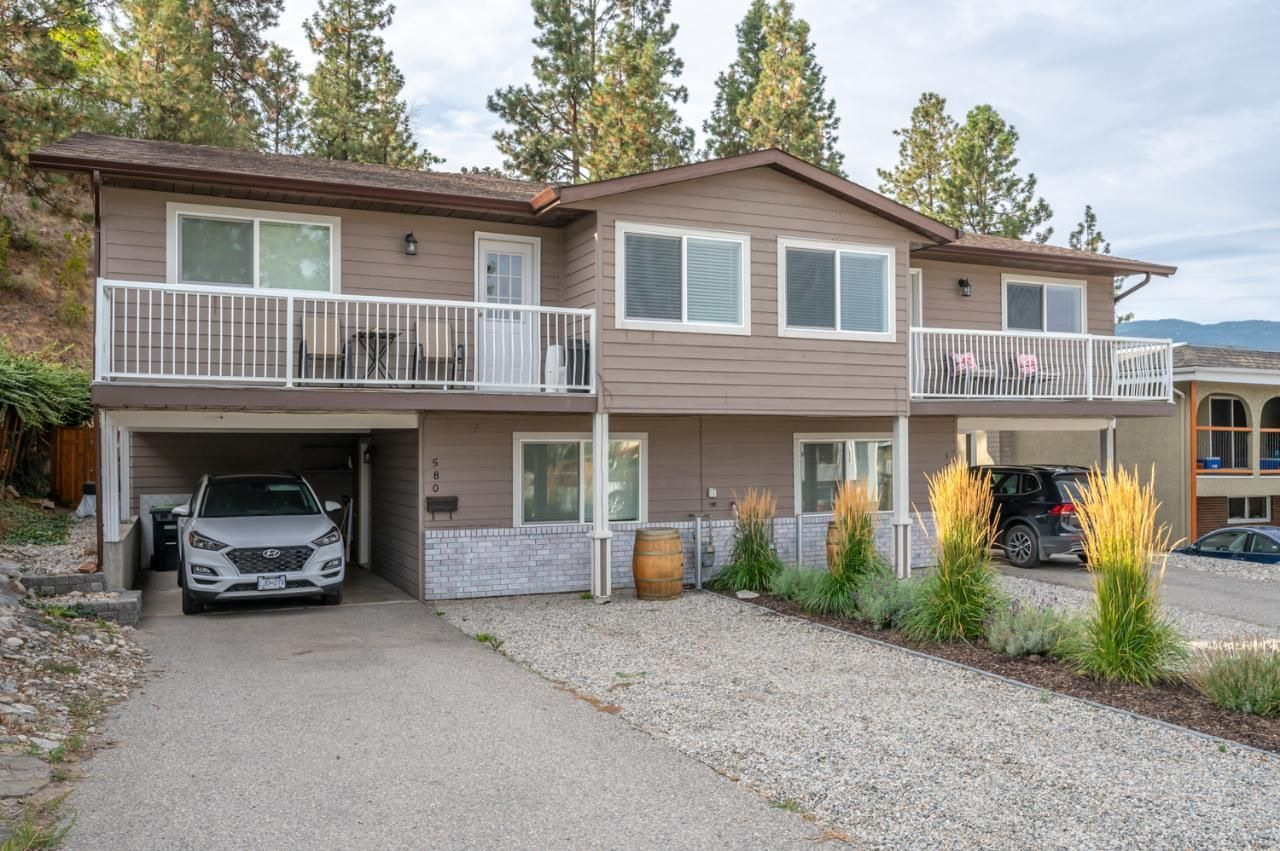 Main Photo: 580 BALSAM Avenue, in Penticton: House for sale : MLS®# 191428