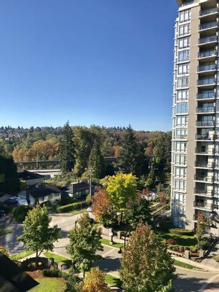 "Photo 11: 801 575 DELESTRE Avenue in Coquitlam: Coquitlam West Condo for sale in ""CORA TOWERS"" : MLS®# R2317122"