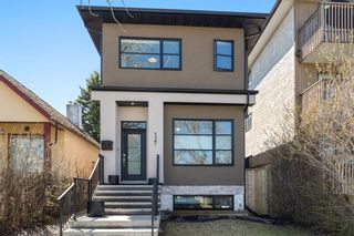 Main Photo: 127 22 Avenue NE in Calgary: Tuxedo Park Detached for sale : MLS®# A1104997