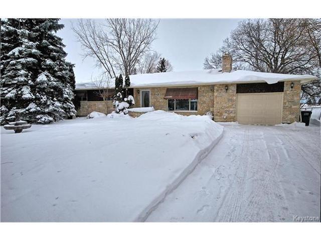 Main Photo: 485 Addis Avenue in Winnipeg: West St Paul Residential for sale (R15)  : MLS®# 1626864