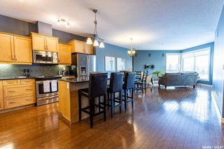 Photo 3: 207 401 Cartwright Street in Saskatoon: The Willows Residential for sale : MLS®# SK841595