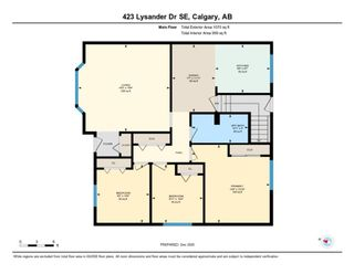 Photo 33: 423 Lysander Drive SE in Calgary: Ogden Detached for sale : MLS®# A1052411