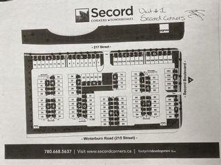 Photo 21: 1 9535 217 Street in Edmonton: Zone 58 Townhouse for sale : MLS®# E4215862