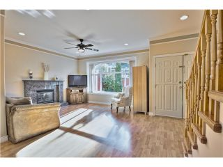 """Photo 2: 3707 CARDIFF Street in Burnaby: Central Park BS 1/2 Duplex for sale in """"BURNABY"""" (Burnaby South)  : MLS®# V1044542"""
