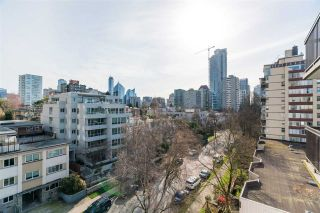 "Photo 18: 705 1146 HARWOOD Street in Vancouver: West End VW Condo for sale in ""LAMPLIGHTER"" (Vancouver West)  : MLS®# R2563566"