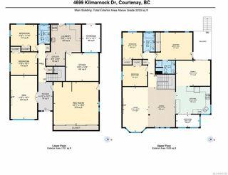 Photo 9: 4699 Kilmarnock Dr in COURTENAY: CV Courtenay South House for sale (Comox Valley)  : MLS®# 807330