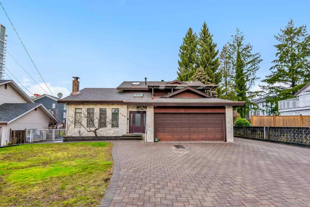 Main Photo: 549 EBERT Avenue in Coquitlam: Coquitlam West House for sale : MLS®# R2435059