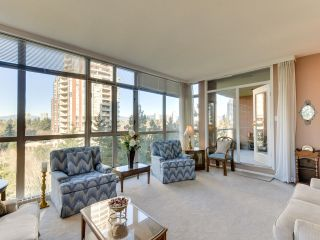 """Photo 4: 903 6888 STATION HILL Drive in Burnaby: South Slope Condo for sale in """"SAVOY CARLTON"""" (Burnaby South)  : MLS®# R2336364"""