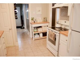 Photo 7: 288 Traverse Avenue in WINNIPEG: St Boniface Residential for sale (South East Winnipeg)  : MLS®# 1602736