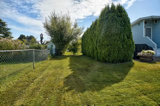 """Photo 29: 102 2303 CRANLEY Drive in Surrey: King George Corridor Manufactured Home for sale in """"SUNNYSIDE ESTATES"""" (South Surrey White Rock)  : MLS®# R2618060"""