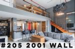 """Main Photo: 205 2001 WALL Street in Vancouver: Hastings Condo for sale in """"Cannery Row"""" (Vancouver East)  : MLS®# R2587997"""