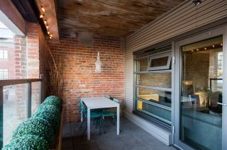 "Photo 2: 107 388 W 1ST Avenue in Vancouver: False Creek Condo for sale in ""THE EXCHANGE"" (Vancouver West)  : MLS®# R2573277"