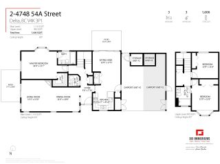"""Photo 21: 2 4748 54A Street in Delta: Delta Manor Townhouse for sale in """"Rosewood Court"""" (Ladner)  : MLS®# R2583105"""
