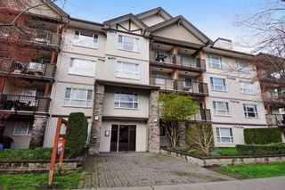 """Photo 1: 301 5465 203RD Street in Langley: Langley City Condo for sale in """"STATION 54"""" : MLS®# F1436316"""
