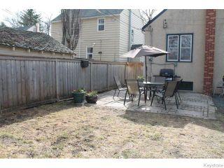 Photo 14: 436 Ash Street in Winnipeg: Residential for sale : MLS®# 1610900