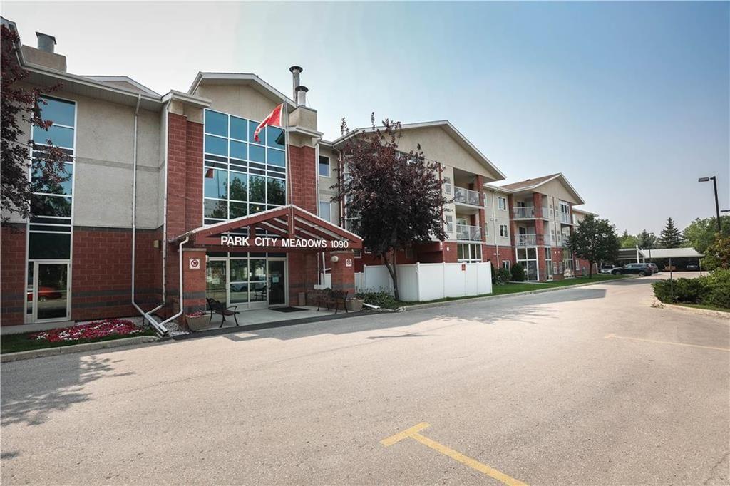 Main Photo: 322 1090 DEVONSHIRE Drive West in Winnipeg: Kildonan Meadows Condominium for sale (3K)  : MLS®# 202119127