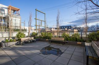 "Photo 17: 412 1588 E HASTINGS Street in Vancouver: Hastings Condo for sale in ""Boheme"" (Vancouver East)  : MLS®# R2239215"