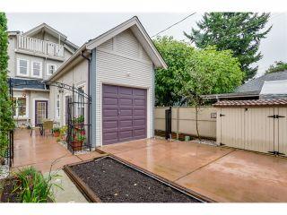 Photo 19: 1538 E 10 Avenue in Vancouver: Grandview VE 1/2 Duplex  (Vancouver East)  : MLS®# V1092394