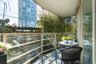 "Photo 16: 202 1586 W 11TH Avenue in Vancouver: Fairview VW Condo for sale in ""Torrey Pines"" (Vancouver West)  : MLS®# R2252699"