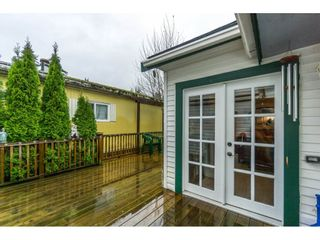 """Photo 18: 36 201 CAYER Street in Coquitlam: Maillardville Manufactured Home for sale in """"WILDWOOD MANUFACTURED HOME PARK"""" : MLS®# R2127016"""