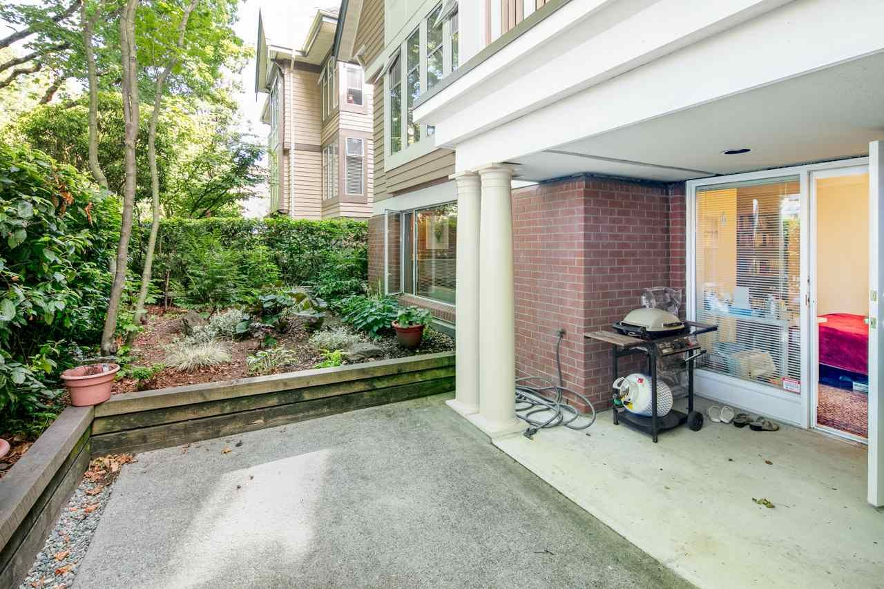 Main Photo: 109 628 W 13TH AVENUE in Vancouver: Fairview VW Condo for sale (Vancouver West)  : MLS®# R2205140