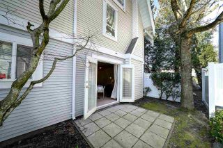"""Photo 17: 1 6588 SOUTHOAKS Crescent in Burnaby: Highgate Townhouse for sale in """"TUDOR GROVE"""" (Burnaby South)  : MLS®# R2343498"""