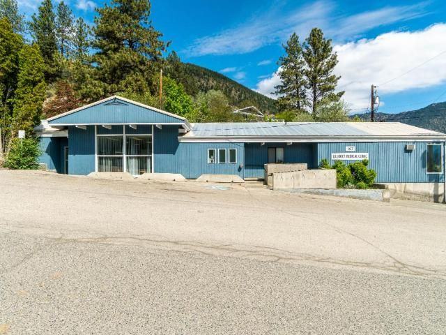 Main Photo: 107 8TH Avenue: Lillooet Building and Land for sale (South West)  : MLS®# 162043