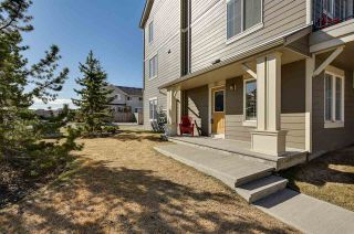 Photo 13: 151 603 WATT Boulevard SW in Edmonton: Zone 53 Townhouse for sale : MLS®# E4240641