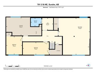 Photo 46: 701 2nd Street NE: Sundre Detached for sale : MLS®# A1130277